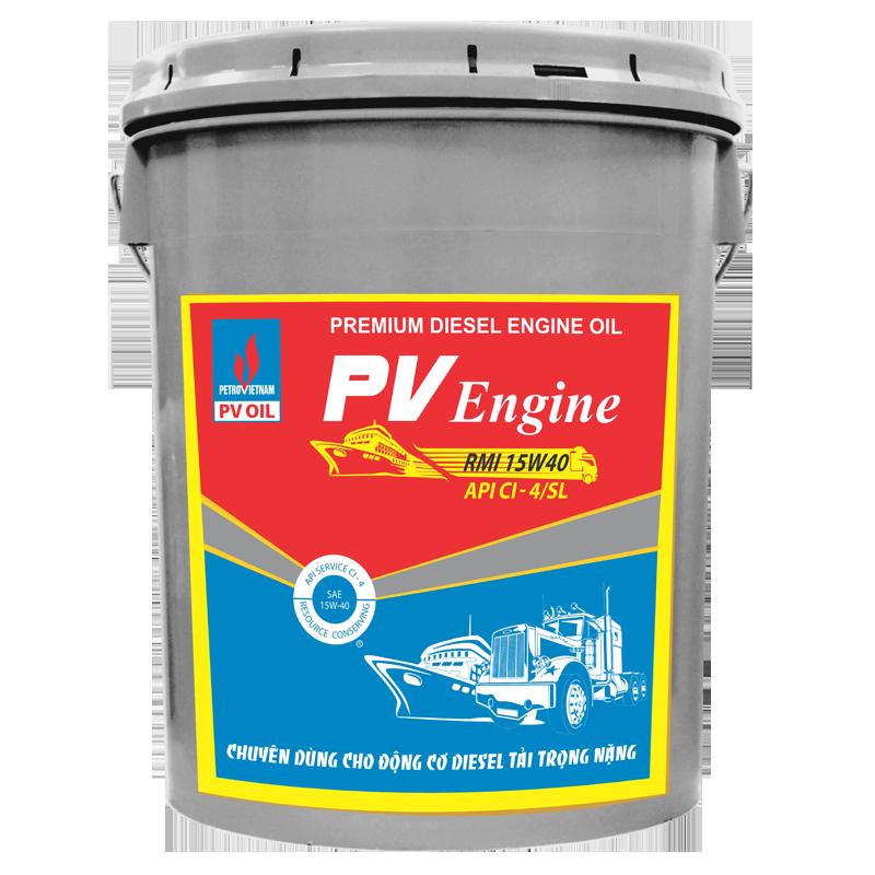 PV ENGINE RMI 15W-40